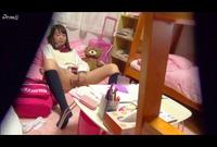 思春期制服娘のビンカンマ○コ・女子寮オナニー隠し撮り Vol.09