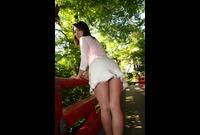 むっちり魅力的なスケベ奥さんと3Pプライベート撮影